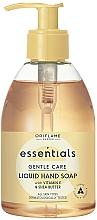 Parfüm, Parfüméria, kozmetikum Folyékony kézmosó szappan E-vitaminnal és sheavajjal - Oriflame Gentle Care Liquid Hand Soap With Vitamin E & Shea Butter