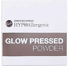 Parfüm, Parfüméria, kozmetikum Kompakt arcpúder - Bell HypoAllergenic Glow Pressed Powder