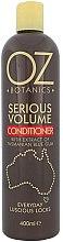 Parfüm, Parfüméria, kozmetikum Hajkondicionáló - Xpel Marketing Ltd Oz Botanics Serious Volume Conditioner