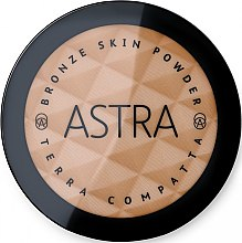 Parfüm, Parfüméria, kozmetikum Bronzosító púder - Astra Make-Up Bronze Skin Powder