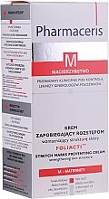 Parfüm, Parfüméria, kozmetikum Striák elleni krém - Pharmaceris M Foliacti Stretch Mark Prevention Cream