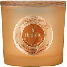 """Parfüm, Parfüméria, kozmetikum Illatgyergya pohárban """"Frissítő fahéj"""" - Flagolie Fragranced Candle Cinnamon Refreshing"""