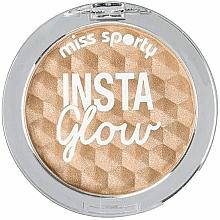 Parfüm, Parfüméria, kozmetikum Highlighter arcra - Miss Sporty Insta Glow Highlighter