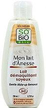 Parfüm, Parfüméria, kozmetikum Sminkeltávolító tej - So'Bio Etic Gentle Make-up Remover