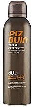 Parfüm, Parfüméria, kozmetikum Napozó spray SPF 30 - Piz Buin Tan&Protect Tan Intensifying Sun Spray SPF30