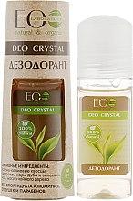 "Parfüm, Parfüméria, kozmetikum Dezodor ""Tölgyfa kéreg és Zöld tea "" - ECO Laboratorie Deo Crystal"