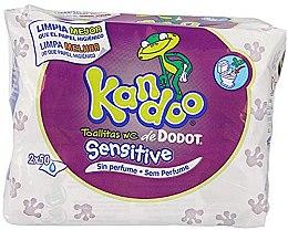 """Parfüm, Parfüméria, kozmetikum """"Kandoo"""" nedves wc-papír gyermekeknek - Dodot"""