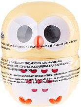 """Parfüm, Parfüméria, kozmetikum Ajakbalzsam """"Bagoly"""", sárga - Martinelia Owl Lip Balm"""