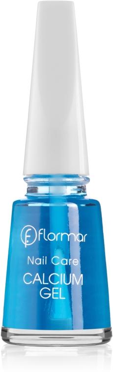 Műkörömépítő zselé - Flormar Nail Care Calcium Gel