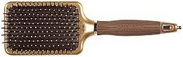 Parfüm, Parfüméria, kozmetikum Hajkefe - Olivia Garden Nano Thermic Ceramic + ion Paddle Brush
