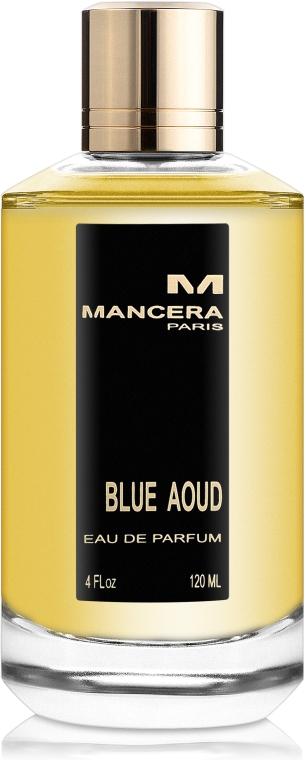Mancera Blue Aoud - Eau De Parfum  — fotó N1