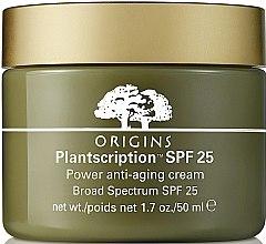 Parfüm, Parfüméria, kozmetikum Anti-age arckrém - Origins Plantscription SPF25 Power Anti-Aging Cream