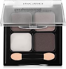 Parfüm, Parfüméria, kozmetikum Szemöldökformázó szett - Ingrid Cosmetics Professional Eyebrow Set