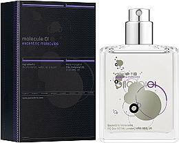 Parfüm, Parfüméria, kozmetikum Escentric Molecules Molecule 01 - Eau De Toilette