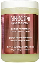 Parfüm, Parfüméria, kozmetikum Testtekercselő gél striák ellen algával és kollagénnel - BingoSpa