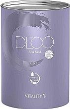 Parfüm, Parfüméria, kozmetikum Szőkítő por - Vitality's Deco Free Hand