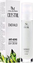 Parfüm, Parfüméria, kozmetikum Nappali arckrém - SM Collection Crystal