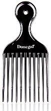 Parfüm, Parfüméria, kozmetikum Fésű göndör hajra 15.4 cm, fekete - Donegal Afro Hair Comb