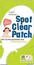 Parfüm, Parfüméria, kozmetikum Pórustisztító tapasz problémás bőrre - Cettua Spot Clear Patch
