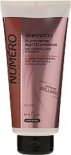 Parfüm, Parfüméria, kozmetikum Sampon makassar olajjal és keratinnal - Brelil Numero Hair Professional Beauty Macassar Oil Shampoo