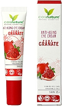 "Parfüm, Parfüméria, kozmetikum Szemhéj krém ""Gránátalma"" - Cosnature Eye Cream Pomegranate"