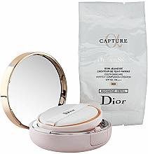 Parfüm, Parfüméria, kozmetikum Alapozó cushion - Dior Capture Dreamskin Moist & Perfect Cushion SPF 50 PA+++