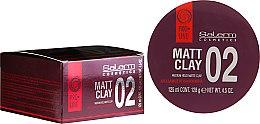 Parfüm, Parfüméria, kozmetikum Matt hajmodellező pomádé - Salerm Pro Line Matt Clay