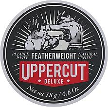 Parfüm, Parfüméria, kozmetikum Közepesen fixáló hajformázó paszta - Uppercut Deluxe Featherweight (mini)
