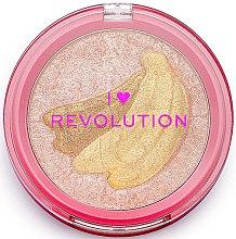 Parfüm, Parfüméria, kozmetikum Highlighter - I Heart Revolution Fruity Highlighter Banana