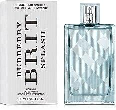 Parfüm, Parfüméria, kozmetikum Burberry Brit Splash for Men - Eau De Toilette (teszter kupakkal)