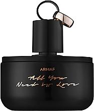 Parfüm, Parfüméria, kozmetikum Armaf All You Need is Love - Eau De Parfum