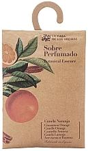 """Parfüm, Parfüméria, kozmetikum Illatos tasak """"Fahéj és narancs"""" - La Casa de Los Botanical Essence Cinnamon Orange"""