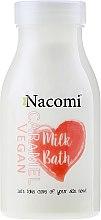 """Parfüm, Parfüméria, kozmetikum Fürdőtej """"Karamell"""" - Nacomi Milk Bath Caramel"""