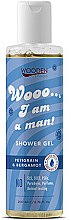 Parfüm, Parfüméria, kozmetikum Tusfürdő - Wooden Spoon I Am A Man Shower Gel