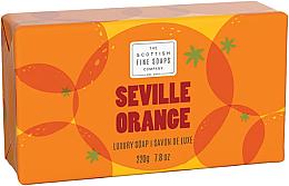 Parfüm, Parfüméria, kozmetikum Szappan - Scottish Fine Soaps Seville Orange Luxury Wrapped Soap