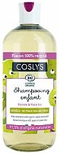 Parfüm, Parfüméria, kozmetikum Gyerek sampon almával és körtével - Coslys Organic Cosmetics Child Shampoo Apple And Pear