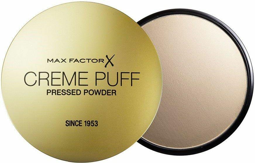 Kompakt púder (szivacs nélkül) - Max Factor Creme Puff Pressed Powder