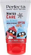 Parfüm, Parfüméria, kozmetikum Téli bőrápoló babáknak - Perfecta Winter Care Cream SPF20