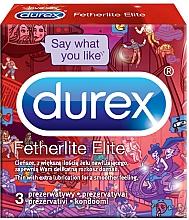 Parfüm, Parfüméria, kozmetikum Óvszer - Durex Fetherlite Elite