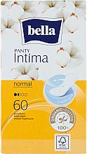 Parfüm, Parfüméria, kozmetikum Egészségügyi betét Panty Intima Normal, 60 db - Bella