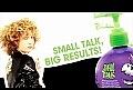 Géles hajápoló krém dús hatásért - Tigi Bed Head Small Talk 3-in-1 Thickifier — fotó N1