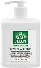 Parfüm, Parfüméria, kozmetikum Hipoallergén folyékony szappan - Bialy Jelen Hypoallergenic Soap