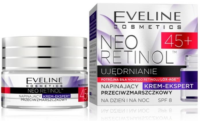 Ránctalanító krém - Eveline Cosmetics Neo Retinol - Makeup.hu