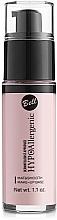 Parfüm, Parfüméria, kozmetikum Arc primer - Bell Hypo Allergenic Mat&Smooth Make-Up Base