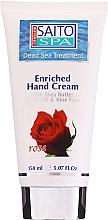 """Parfüm, Parfüméria, kozmetikum Kézkrém """"Rózsa"""" - Saito Spa Hand Cream Rose"""