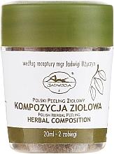 Parfüm, Parfüméria, kozmetikum Arcpeeling - Jadwiga Herbal Composition Peeling