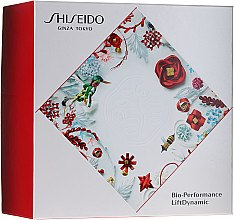 Parfüm, Parfüméria, kozmetikum Készlet - Shiseido Bio Performance LiftDynamic Holiday Kit (cr/50ml + foam/15ml + f/lot/30ml + conc/5ml)