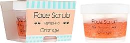 """Parfüm, Parfüméria, kozmetikum Arcpeeling """"Narancs"""" - Nacomi Refreshing Face Orange"""