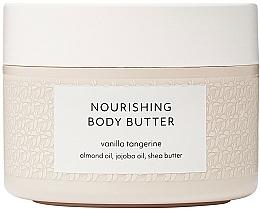 Parfüm, Parfüméria, kozmetikum Tápoláló testolaj - Estelle & Thild Vanilla Tangerine Nourishing Body Butter