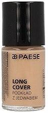 Parfüm, Parfüméria, kozmetikum Fedő alapozó száraz bőrre - Paese Long Cover